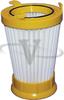 ETC Diamond Gorilla 1500 Yellow Stone Floor Pad 2 Per Box -- 075-4017