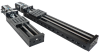 Motorized Linear Slide, 450 mm travel, RS-232 plus manual control -- T-LSR450A