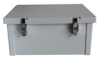 Enclosure, Hinged, Latched, Opaque Flat Cover -- ARCA-JIC AR12105CHFSSL -Image