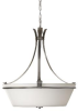 F2717/3BS Pendants-Bowl Style -- 371192
