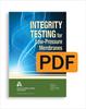 Integrity Testing for Low-Pressure Membranes (PDF) -- 20650-PDF