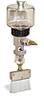 (Formerly B1745-3X06), Manual Chain Lubricator, 5 oz Polycarbonate Reservoir, Flat Brush Nylon -- B1745-005B1NF1W -- View Larger Image