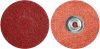 Merit Ceramic Alumina Plus CA Coarse TS (Type II) Quick-Change Cloth Disc -- 08834163387 -Image
