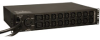 Single-Phase Auto Transfer Switch / Metered PDU, 5/5.8kW 30A 208/240V, 2U Rackmount, 16 C13 2 C19 and 1 L6-30R Outlets, Two L6-30P Inputs -- PDUMH30HVAT