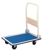 RELIUS SOLUTIONS Folding Platform Trucks with Rubber Casters -- 7002000