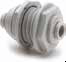 TrueSeal™ Thermoplastic Push-In Fittings -- BU - Bulkhead Union - Image