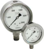 500 Series All Stainless Steel Gauge -- 25