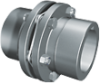 GERWAH™ Ring-flex™ Couplings With Bore And Keyway Hub Design -- HSV