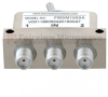 Manual SPDT Toggle Switch from DC to 22 GHz, SMA Female, and Rated to 50 Watts -- FMSM1000A