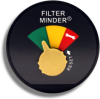Filter Minder® Air Filter Dial Indicator -- 123316