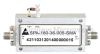 6 GHz to 18 GHz, Medium Power Broadband Amplifier with 27 dBm, 36 dB Gain and SMA -- SPA-180-36-005-SMA -- View Larger Image