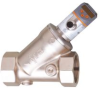 Flow meter with fast response and display -- SBY257 -Image