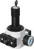 LRS-3/8-D-MINI Pressure regulator -- 194618
