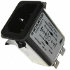 Power Entry Connectors - Inlets, Outlets, Modules -- 486-1369-ND -Image