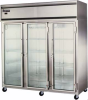 Glass Door Refrigerator -- S3R-SA-GD