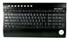 SILVER SURF Wireless Multimedia Keyboard - Swedish - Black -- S105WSE