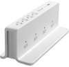 Belkin BZ108000-04 8-Outlet Compact Surge Protector With Pho -- BZ108000-04