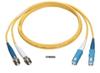 FC UPC/APC Single-Mode Fiber Optic Cable -- EFN6002-002M