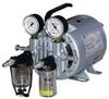 Vacuum Pump,Rotary Vane,1/6 HP,20 In HG -- 3KYY2
