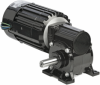 34R-5F Series AC Right Angle Gearmotor -- Model N0519-Image
