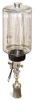 """(Formerly B1743-7X-1.5SS-120/60), Electro Chain Lubricator, 1/2 gal Polycarbonate Reservoir, 1 1/2"""" Round Brush Stainless Steel, 120V/60Hz -- B1743-064B1SR41206W -- View Larger Image"""