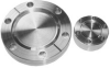 CF Double-Sided Flange, Blank -- View Larger Image