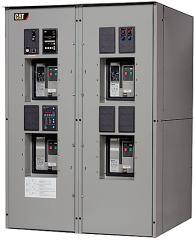 Cat® transfer switches are designed for a variety of standby power applications. They provide flexibility, reliability and value in a compact package. The open transition power case switch-based Automatic Transfer Switch (ATS) will provide fully functioning transfer in applications where a momentary loss of power is acceptable on retransfer from emergency to normal power supply.