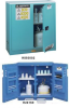 ACID STORAGE CABINETS Not recommended for storage of phenol, nitric acid or sulfuric acid. -- H894502