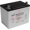 Battery, Sealed Lead Acid,12V, 33Amp Hour,Nut & Bolt Termination -- 70111505