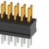 Rectangular Connectors - Headers, Male Pins -- FTSH-125-04-L-D-ND -Image