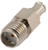 SMA Female (Jack) to MCX Plug Adapter -- FMAD1157 - Image