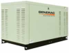 Generac Commercial Series 25 kW Standby Power Generator -- Model QT02516GNSX