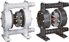 TopAir Double Diaphragm Pump -- TA-15