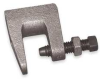 Reversible Beam Clamp,1/4 In,250 lb Max -- 1XJR3