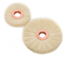 Industrial Brushes - Power Brushes - Copper Center Non-Metallic Wheel Brush -- 10655