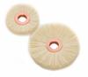 Industrial Brushes - Power Brushes - Copper Center Non-Metallic Wheel Brush -- 10620