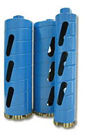 Diamond core bits via Flexovit USA, Inc.