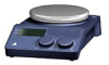 Digital Stirrer Hot Plates with Round Surface Digital Magnetic Stirrer (with heating) porcelain plate 110V/60Hz -- 1592248