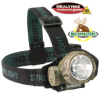 Combo Headlamp -- Buckmasters Camo Trident Xenon/LED -- View Larger Image