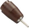 Banana and Tip Connectors - Jacks, Plugs -- CT3149-1-ND