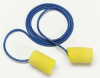 Ear Plugs,29dB,Corded,Reg,PK5 -- 3WML9