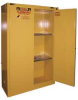 Flammable Storage Cabinet,Gray -- 8ACJ3