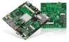 Embedded Motherboard with Onboard Intel Atom N455/D525 Processors -- EMB-LN8T