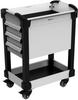 MultiTek Cart 3 Drawer(s) -- RV-GB37S3F004L3B -Image