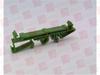 CONTA CLIP RF/SP1-GREEN ( TERMINAL MOUNTING BRACKET GREEN ) -Image