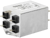 Compact 1-stage filter for 3-phase systems with neutral conductor -- FMW4-65 -Image