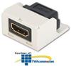 Panduit® Mini-Com HDMI Coupler -- CMHDMI