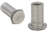 Stainless Steel Standoffs - Types CSS, CSOS - Unified -- CSOS-440-12