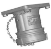 Pin and Sleeve Receptacle -- AE1037-RS