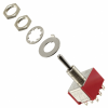 Toggle Switches -- 1003P3T1B1M1QE-ND - Image